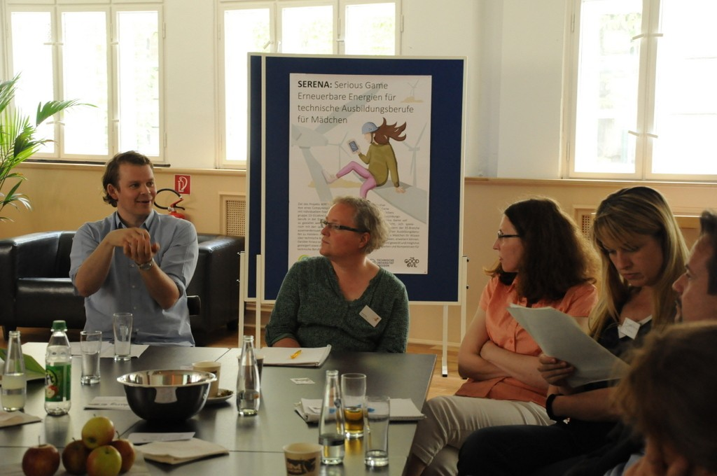 Workshop Diskussion Kompetenzen