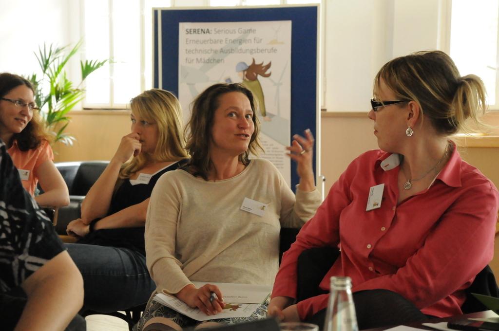 Workshop Diskussion Kompetenzen 2